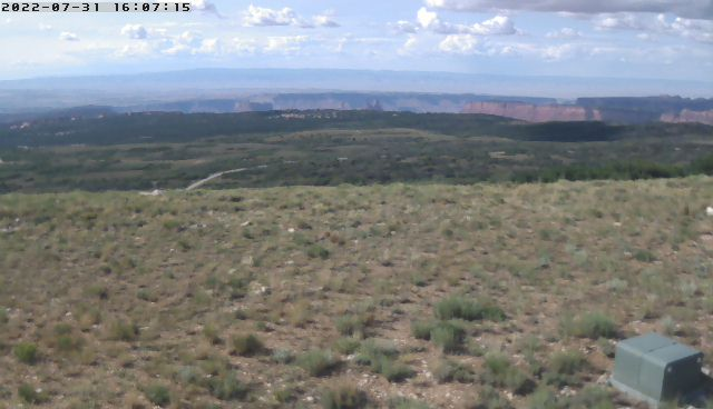 Moab Bald Mesa North Weather Camera