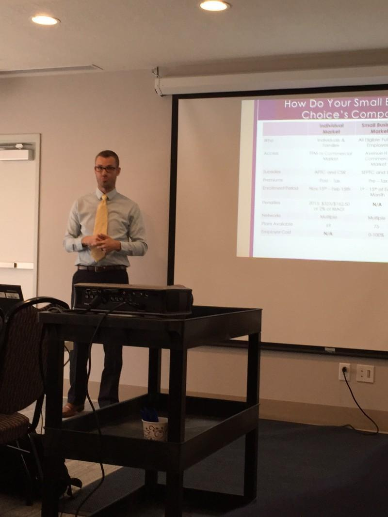 Carbon County Chamber of Commerce Hosts Lunch and Learn ...