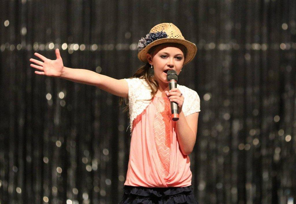 Emery County Hosts Little Miss And Junior Miss Pageant