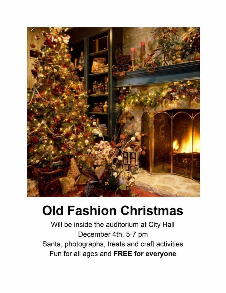 Old Fashioned Christmas – ETV News