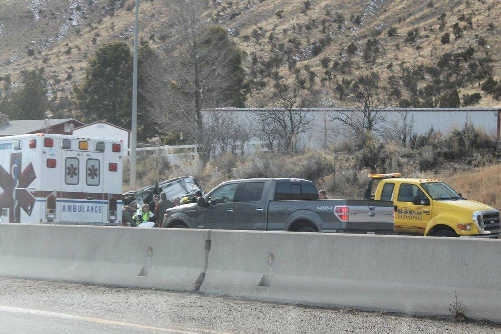 Occupant Left In Critical Condition From Accident Near Helper City