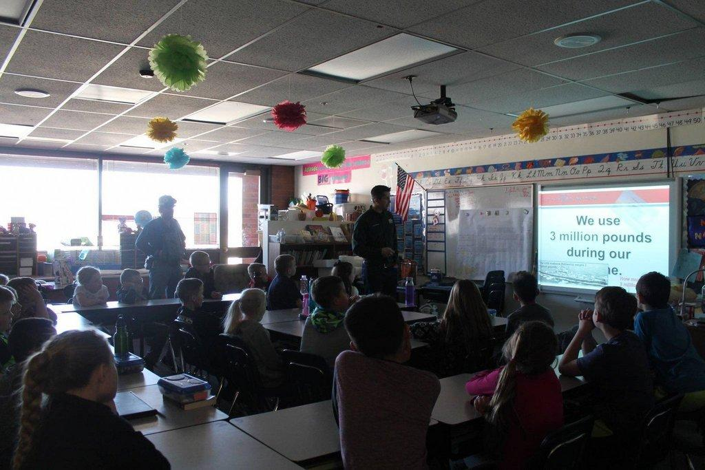 Science is Everywhere at Creekview Elementary – ETV News