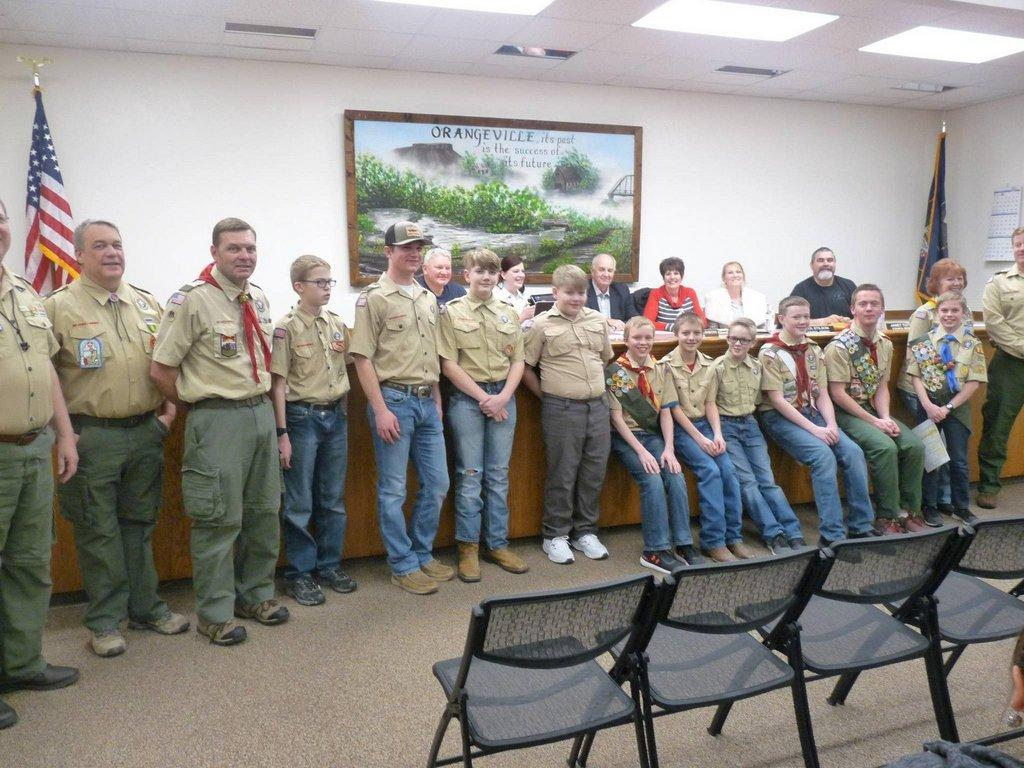 Continuing The Tradition Of Scouting In Emery County Etv