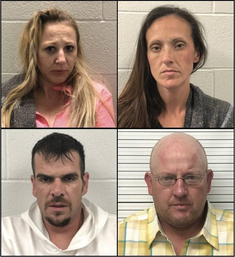 4 Arrested in Emery County Drug Bust – ETV News