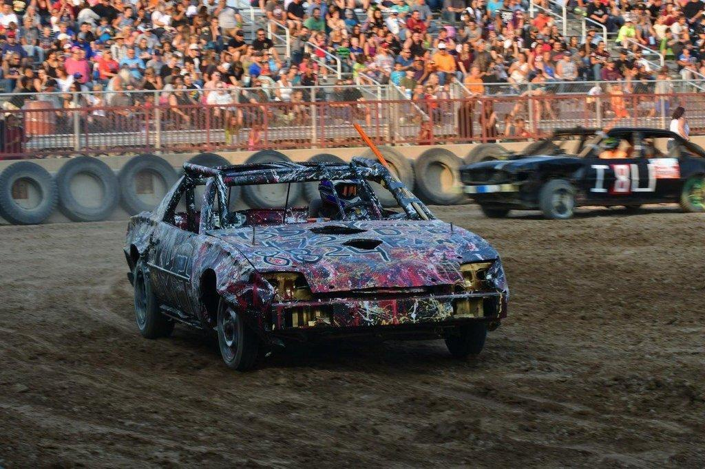 Carbon County Fair Demolition Derby Cancelled For 2020 Etv News
