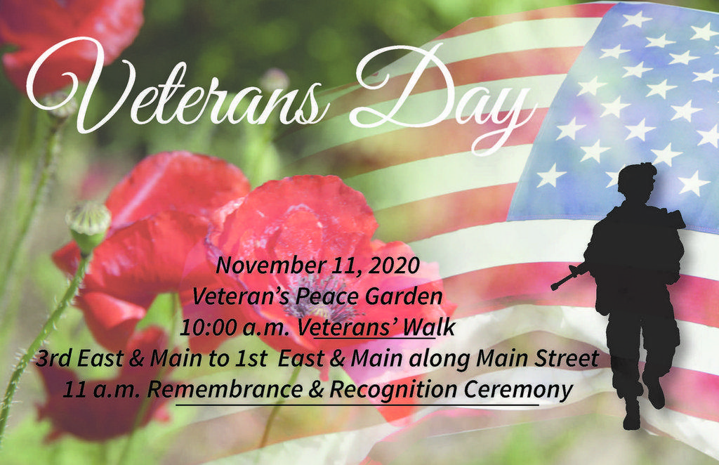 Honor Veterans at the Carbon County Veterans Day Program ...